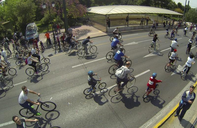 Ανακαλύψτε τις Γειτονιές της Αθήνας με το Ποδήλατο