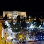 Χριστούγεννα στην Αθήνα  – Εκδηλώσεις μέχρι 25/12
