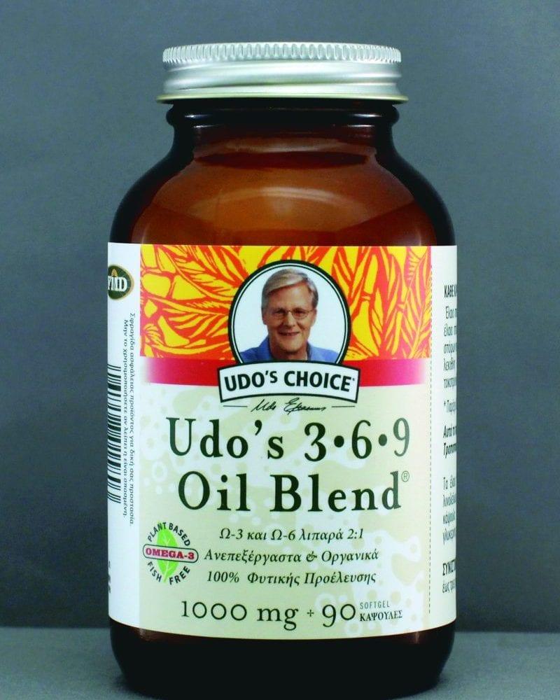 Και το Oscar πάει στο ... Udo's Oil 3.6.9