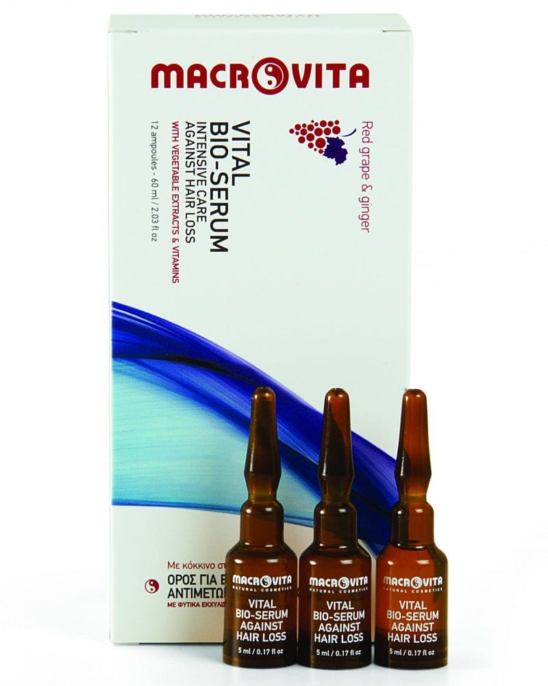 Macrovita vital bio-serum intensive care
