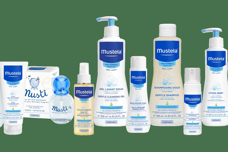 Νέες ιστορίες φροντίδας από τη Mustela®
