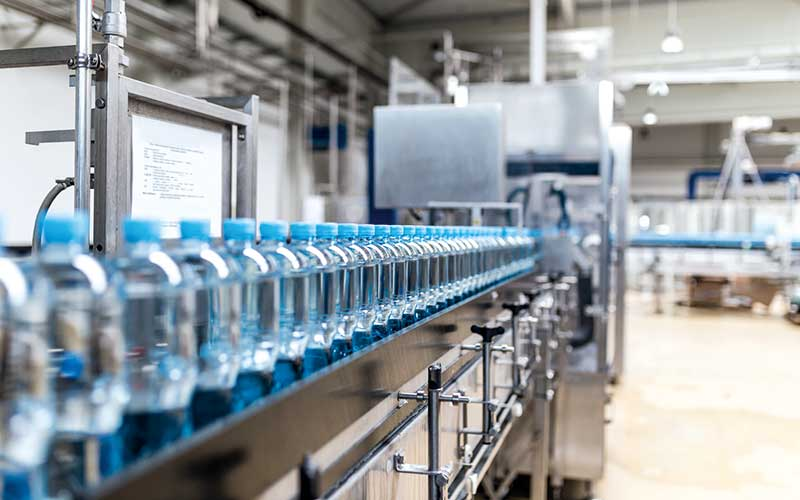 Μήπως εμφιαλωμένο νερό να 'ναι και ό,τι να 'ναι; Παραγωγή εμφιαλωμένου νερού