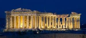 Παρθενώνας το ομορφότερο κτίριο - έργο τέχνης του κόσμου