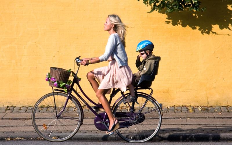 Η Κοπεγχάγη έγινε επισήμως η πρώτη ποδηλατούπολη