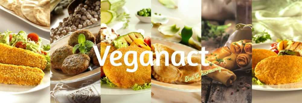 Veganact προϊόντα