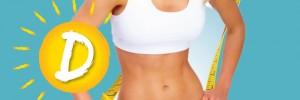 Αυξήστε τη βιταμίνη D για να χάσετε Βάρος!