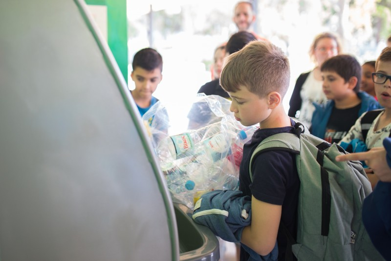 H Ελλάδα έσπασε το παγκόσμιο ρεκόρ ανακύκλωσης συσκευασιών!