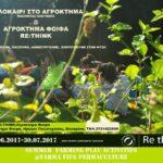 ΚΑΛΟΚΑΙΡΙ ΣΤΟ ΑΓΡΟΚΤΗΜΑ ΦΟΙΦΑ, Ιούνιος-Ιούλιος, 2017
