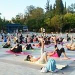 Δωρεάν γυμναστική για όλους στον Εθνικό Κήπο