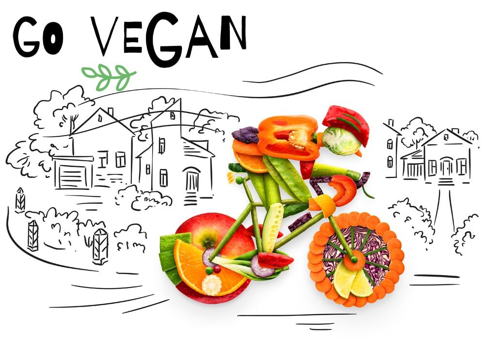 Go vegan - Η τροφή πρέπει να σε κάνει να νιώθεις καθαρός