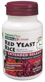 RED YEAST RICE 600 mg EXTENDED RELEASE (2)