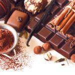 Σοκολάτα σε γιορτινή ατμόσφαιρα