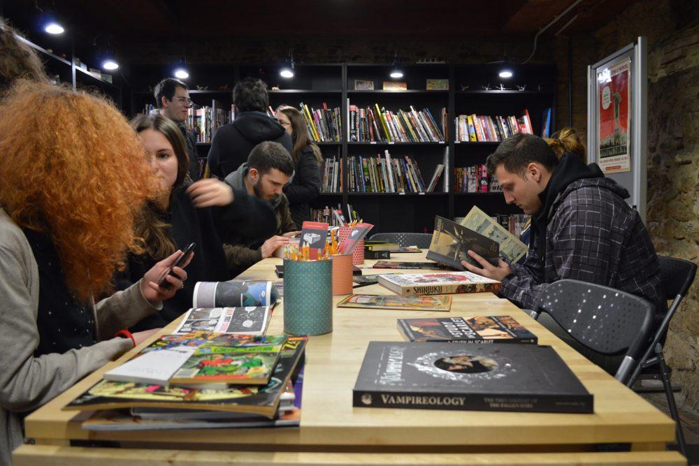 «Μαθαίνω με Comics»από το Μουσείο Κυκλαδικής Τέχνης και την Comicdom