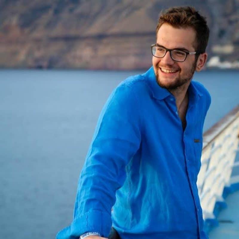 20 χρονος Έλληνας στην ετήσια λίστα Under 30 του Forbes, χάρη στα φύκια της θάλασσας
