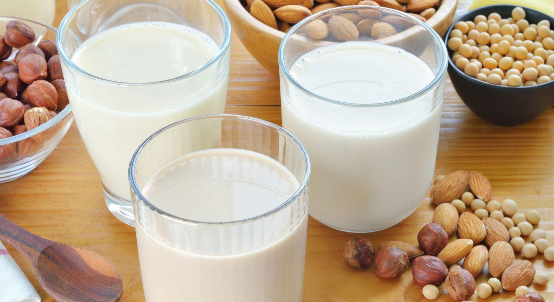 Κάστανα με γάλα αμυγδάλου - θεραπευτικό ρόφημα