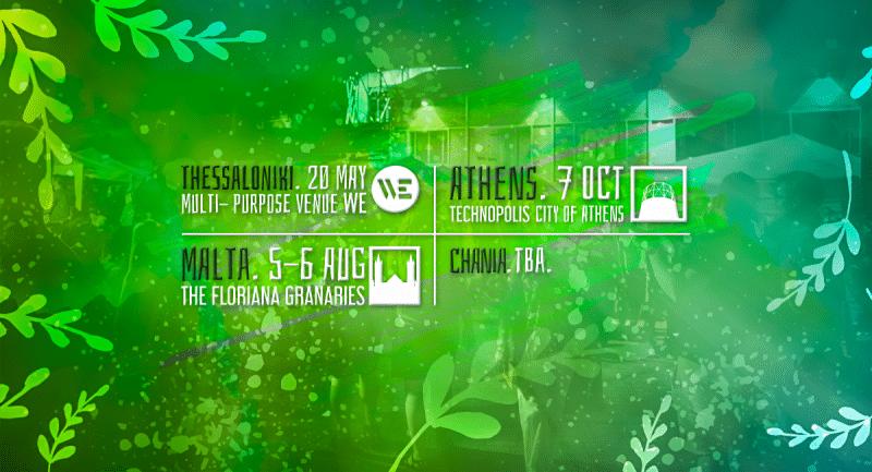 Έρχεται το Vegan Life Festival - Θεσσαλονίκη - Κυριακή 20 Μαίου