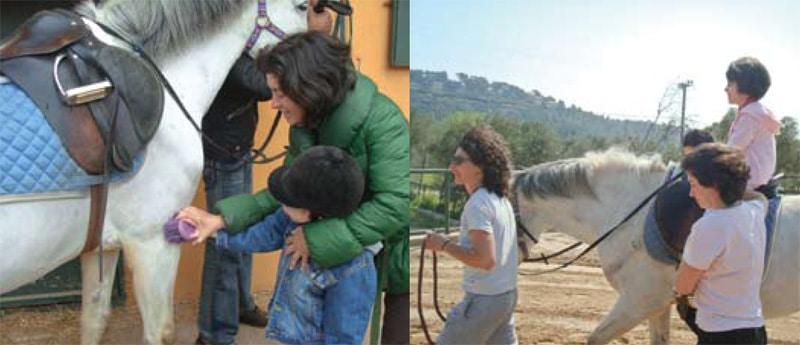 θεραπευτική ιππασία για παιδιά με ιδιαιτερότητες-naturanrg