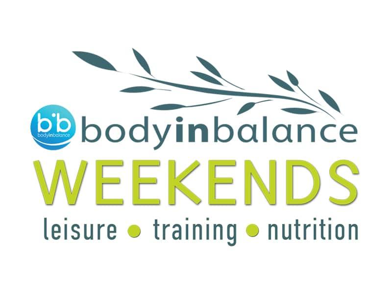 Body in Balance Weekends - Αρχίζουν τα σαββατοκύριακα της ευεξίας!