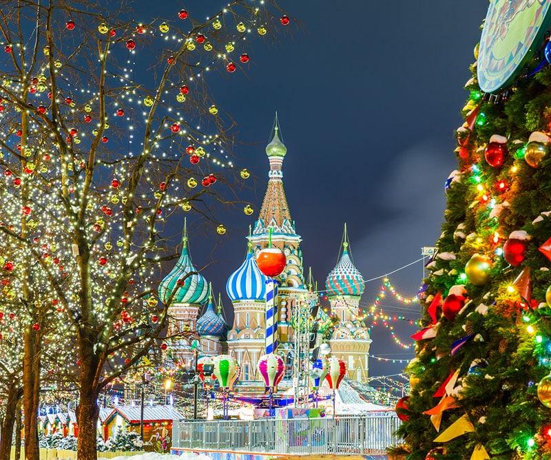 Μαγικά Χριστούγεννα στην Ευρώπη. Παραμυθένιες εικόνες!
