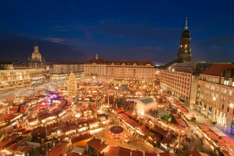 Striezelmarkt Dresden-christmas