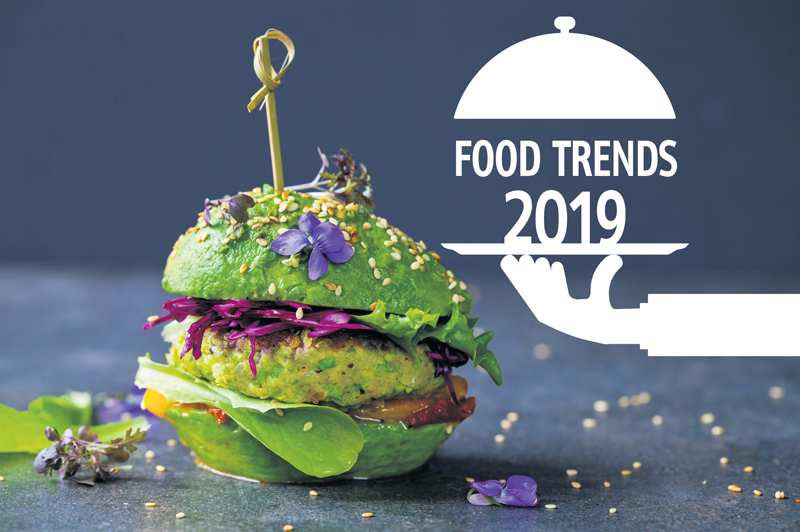 Food Trends 2019 - Ποιες τροφές θα γίνουν μόδα;