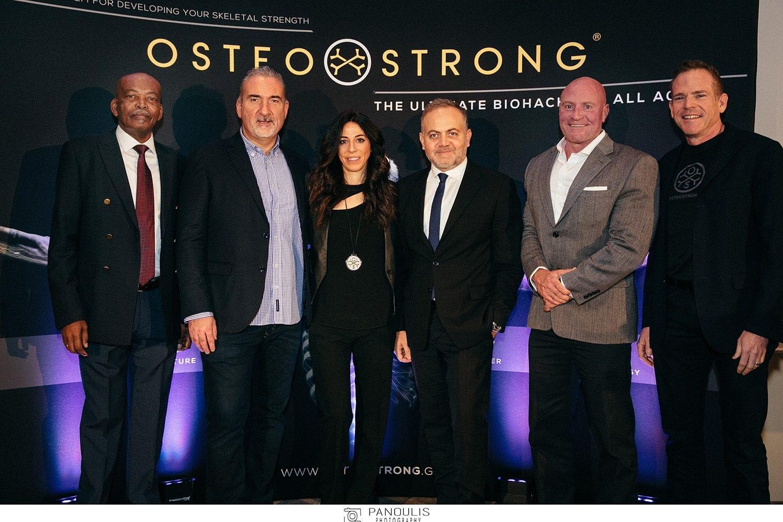 Η επαναστατική μέθοδος Osteostrong ήρθε στην Ελλάδα