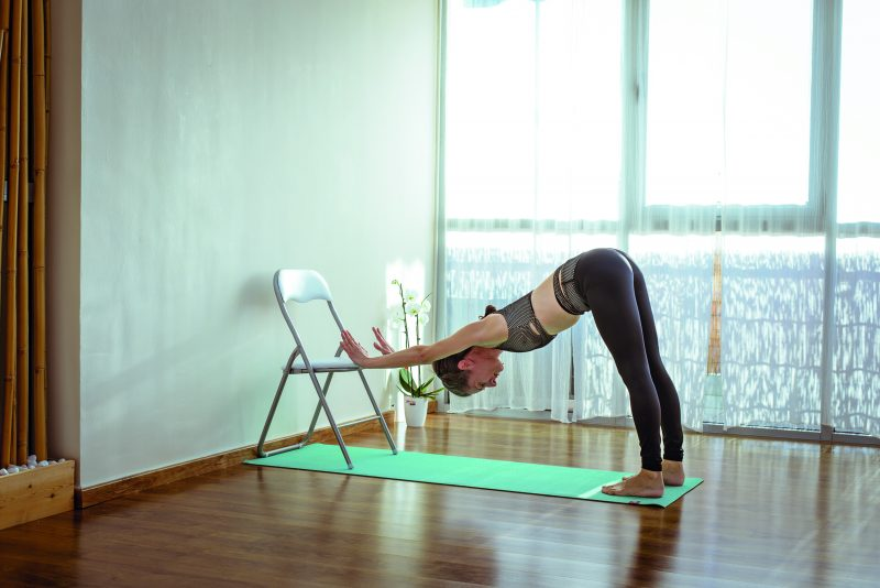gynaika- yoga-karekla