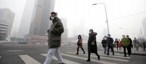 Ατμοσφαιρική ρύπανση: ορατότης μηδέν για τον πλανήτη μας