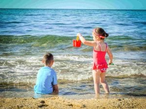 Παιδικά ατυχήματα: καλοκαιρινές διακοπές με ασφάλεια!