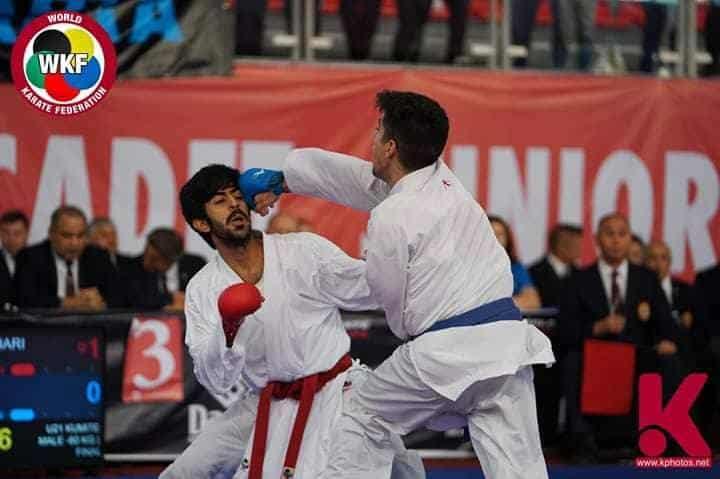 Stefanos-Xenos-karate