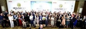 Τα Healthy Diet Awards 2020 ανέδειξαν τα ελληνικά καινοτόμα healthy προϊόντα