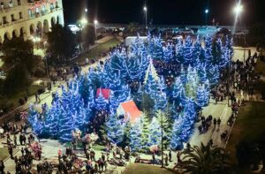 """""""Μαγεμένες Γιορτές"""" στη Θεσσαλονίκη"""
