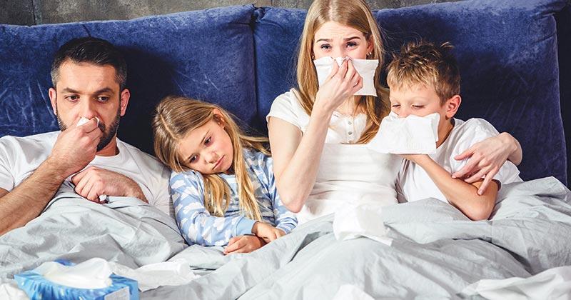 oikogeneia-krevati-gripi-kryologima