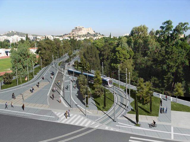 Μεγάλος περίπατος της Αθήνας