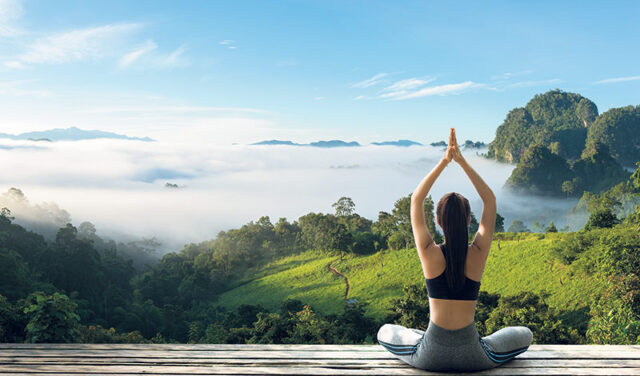 Μειώστε το stress ισορροπώντας το νου... αγιουρβεδικά
