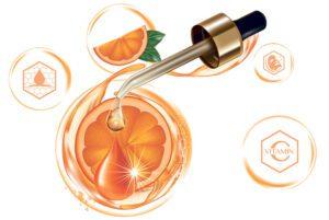 Φωτίστε την επιδερμίδα σας με βιταμίνη C