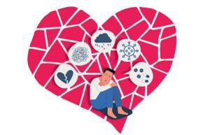 Σύνδρομο ραγισμένης καρδιάς: Κίνδυνος από το ξαφνικό στρες!