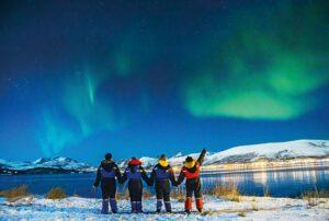 Αλάσκα: Αποχαιρέτησαν τον ήλιο για το 2020