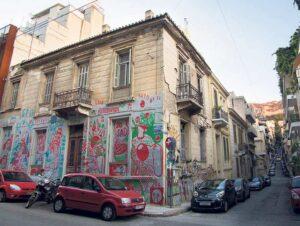 Τα κτίρια-κοσμήματα της Αθήνας ξαναβρίσκουν ζωή