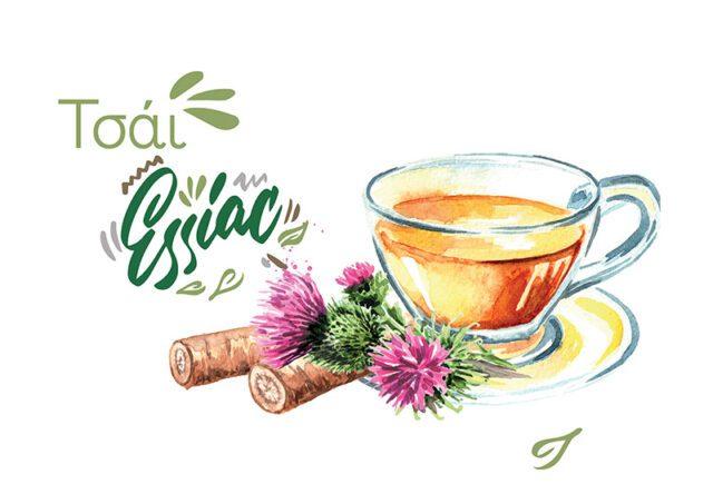 Τσάι Essiac και αντικαρκινικά οφέλη