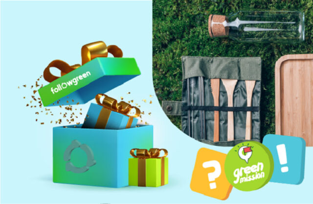 Μαθαίνουμε να ανακυκλώνουμε σωστά & Κερδίζουμε δώρα!