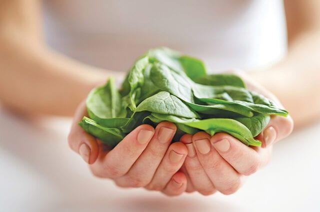 Χλωροφύλλη, η τελευταία τάση της υγιεινής διατροφής