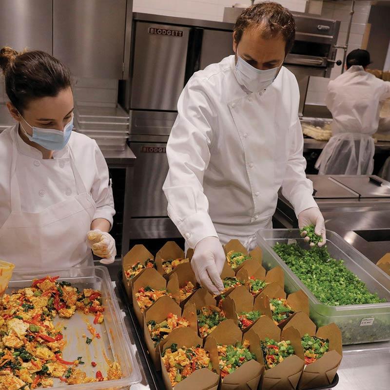 Διάσημο εστιατόριο με τρία αστέρια Michelin γίνεται vegan