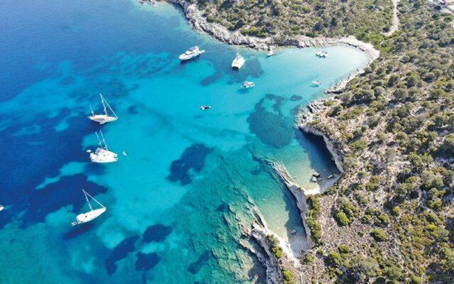 Ελληνικά νησιά - ερημίτες