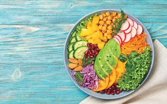 Σαλάτες, αγαπούν το καλοκαίρι!