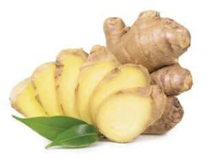 6 βότανα για να τονώσετε το ανοσοποιητικό ginger