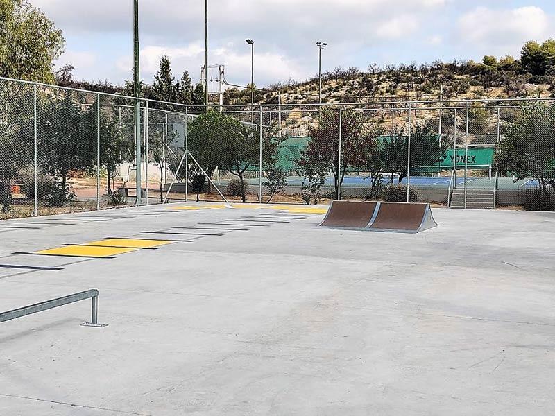 Ο Δήμος Πετρούπολης απέκτησε το δικό του Skate Park
